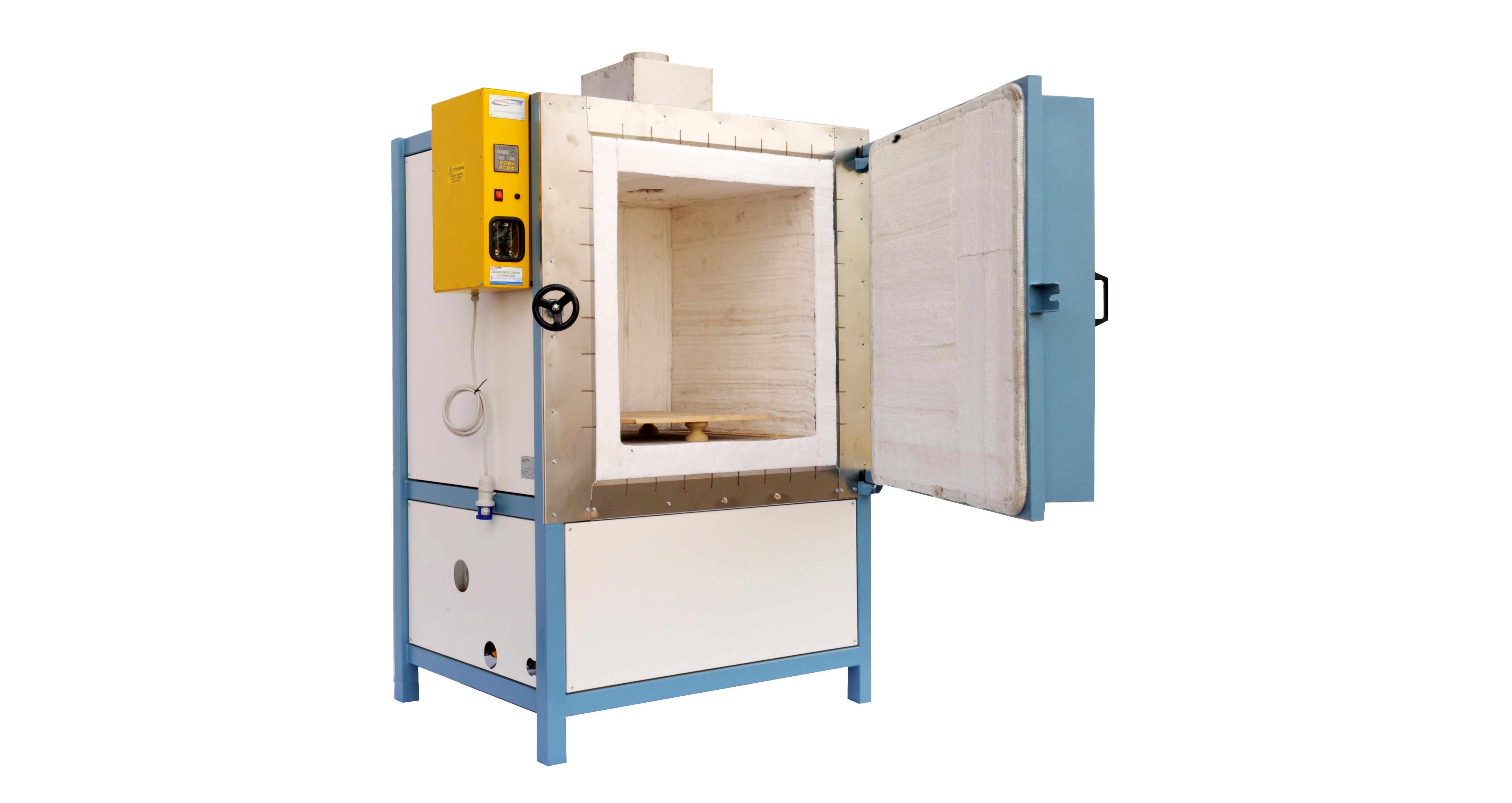 Hornos para cer mica serie easy gas thermal engineering for Calcomanias para ceramica horno