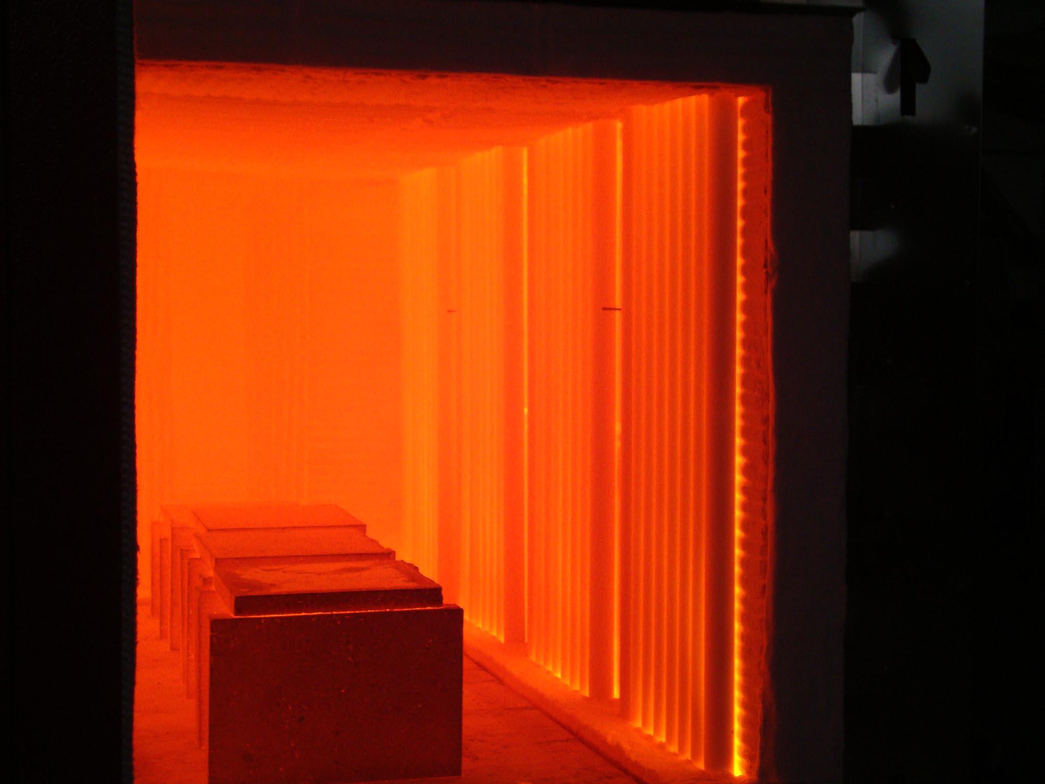 Forni per ceramica hpit serie pulsar hpit thermal engineering