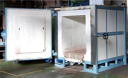Settore Metalli Chamber 1