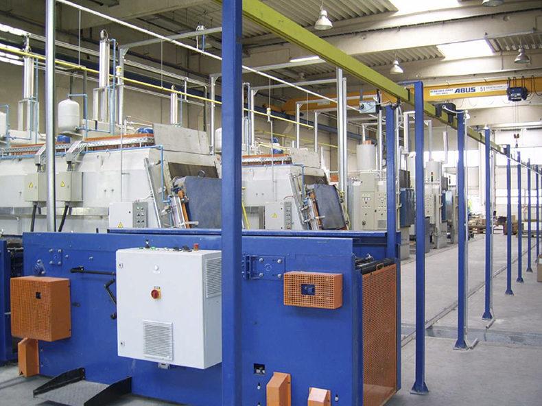 Linee Automatiche Di Trattamento Termico02 Te Forging