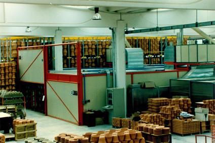 Settore Ceramico Dryer 2